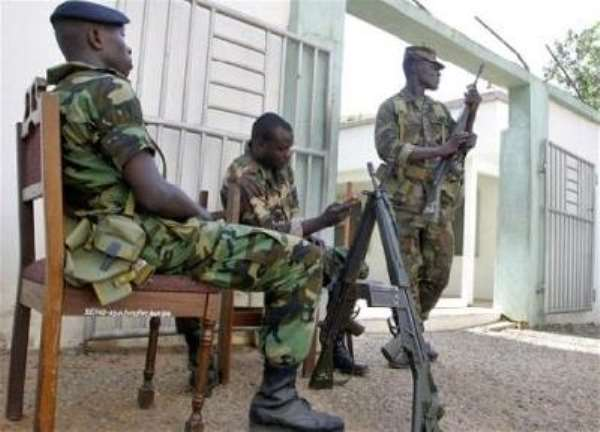 Col (Rtd) Joel Sowu Condemns Leakage Of Classified Military Document